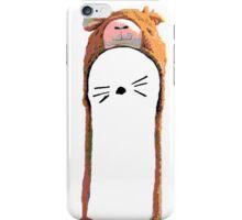 Danisnotonfire Llama Hat iPhone Case/Skin