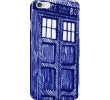 T.A.R.D.I.S. iPhone Case/Skin
