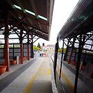 Train 15 03 13 _ One by Robert Phillips