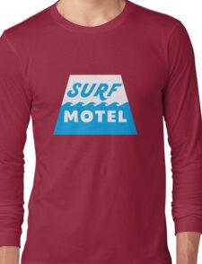 Surf Motel Long Sleeve T-Shirt