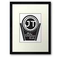 JT & the Tennessee Kids Framed Print