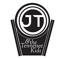 JT & the Tennessee Kids Photographic Print