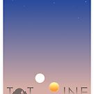 TATOOINE by Vincent Carrozza