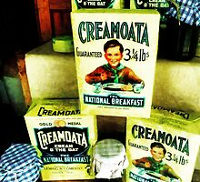 Creamoata - Cream  O' The Oat by PictureNZ