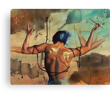 The Illusionist Canvas Print