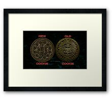 COOKIE-0013 Framed Print