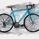 Love my Bike by Camila Szwarcberg