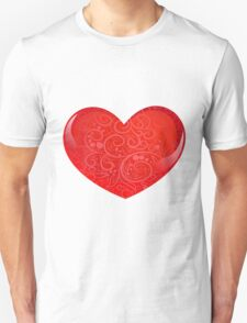 heart with ornate T-Shirt