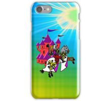 Knight & Castle iPhone case iPhone Case/Skin