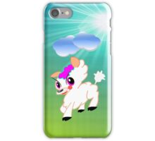 Baby Lamb iPhone case iPhone Case/Skin