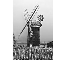 Mill on the Broads Photographic Print