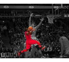 Nate Robinson Photographic Print