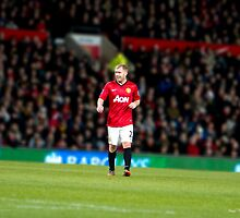 Paul Scholes by Engagephotos23