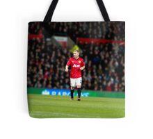Paul Scholes Tote Bag