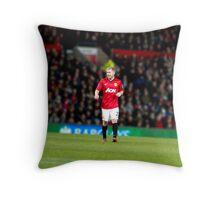 Paul Scholes Throw Pillow