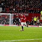 Offense by Wayne Rooney by Engagephotos23