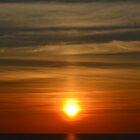 Sunset by Tamara Al Bahri