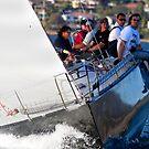 All hands off deck - Derwent River, Tasmania by clickedbynic