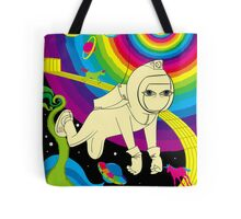 Floating In Space Tote Bag