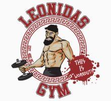Leonidas Gym by Delinquent21