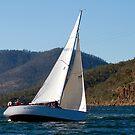 Hot Prospect - Derwent River, Tasmania by clickedbynic