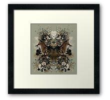 Ostire Framed Print