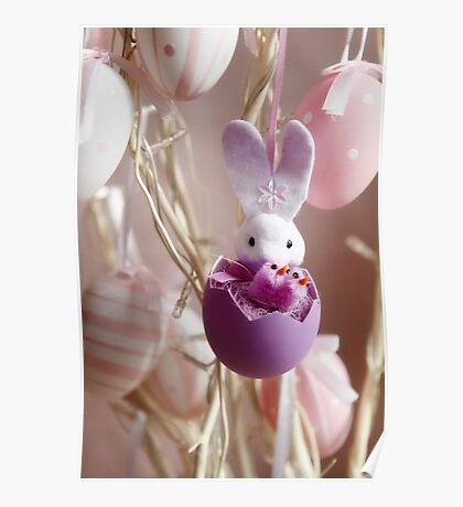 Bunny Easter  Poster