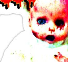 Dawn of the Dolls - Charlotte Sticker