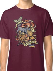 Win or Die Classic T-Shirt