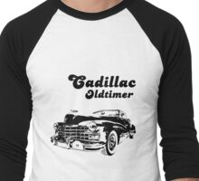 Cadillac oldtimer Men's Baseball ¾ T-Shirt