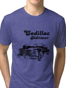 Cadillac oldtimer Tri-blend T-Shirt