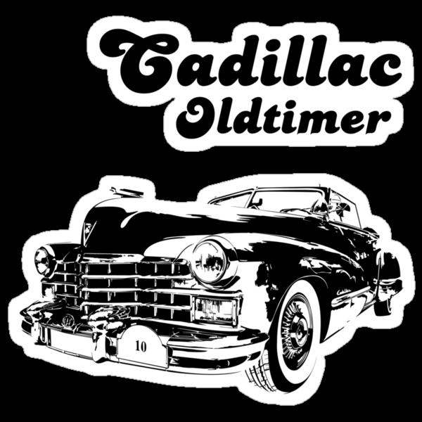 Cadillac oldtimer by YoshiBram