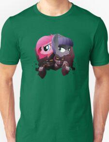Warrior Pinkie Pie and Maud Pie T-Shirt