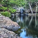 Kondalilla Falls • Queensland by William Bullimore