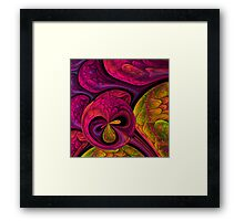 Valley of Dreams Framed Print
