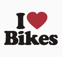 I Love Bikes by iheart