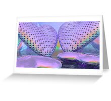 2 C Affairs of the Heart Greeting Card