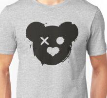 Tactical Teddy Logo (Black) Unisex T-Shirt