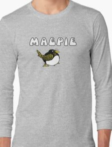 """One for sorrow, two for joy..."" - Magpie! T-Shirt"