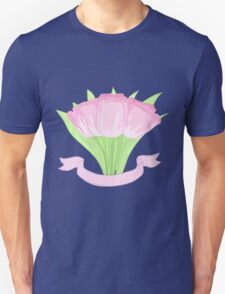 hand drawing tulips T-Shirt