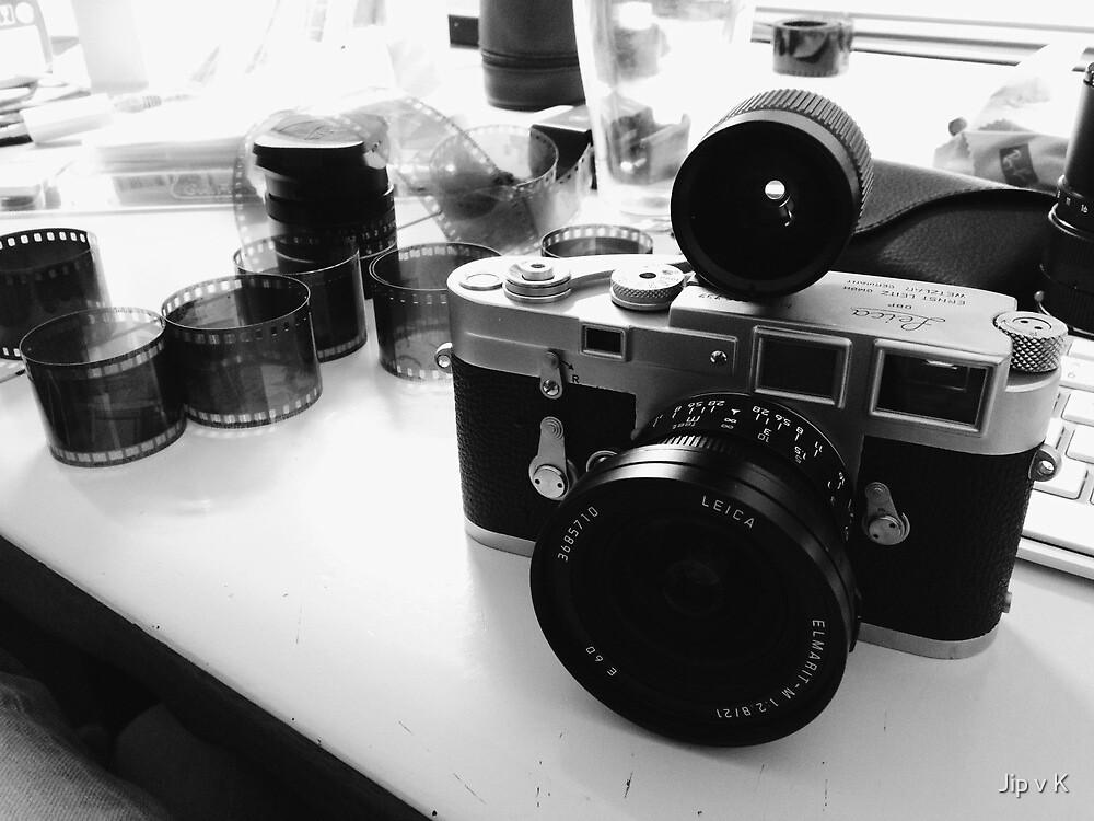 Leica M3 SS - Elmarit-M 21mm by Jip v K