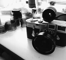 Leica M3 SS - Elmarit-M 21mm by jipvankuijk