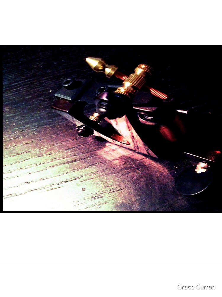 Tattoo Machine 5 by gracejc