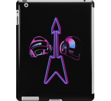The Robotic French Duo! iPad Case/Skin