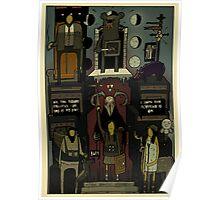 Sword & Sworcery ~ The Woeful Errand ~ Poster