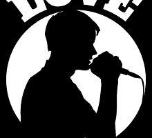 Ian Curtis Joy Division by Celticana