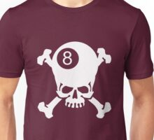 Billiards on the Brain Unisex T-Shirt