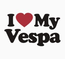 I Love My Vespa by iheart