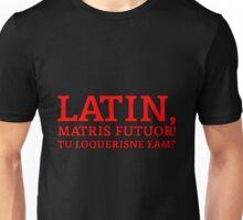 Latin Do You Speak It Unisex T-Shirt