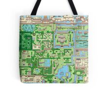 The map of all adventures Tote Bag